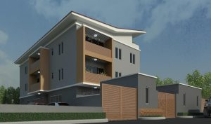 An EXQUISITELY New House  3 (Nos) 4 Bedroom Terrace Duplex with 1 nos BQ each